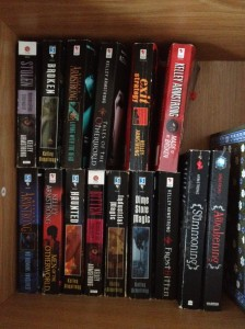 Kelly Armstrong novels