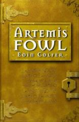 Artemis Fowl series by Eion Colfer