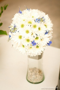 The bouquet from my wedding, photographed by John Nelson.