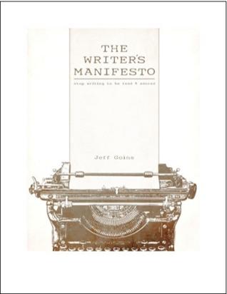writer's manifesto